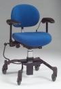 Chaise de therapie UNI 21EL Znone d'hauteur 40 cm a 66 cm verin electrique Dés 4846 Fr